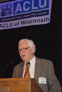 ACLU's National Voting Rights Project Director Laughlin McDonald